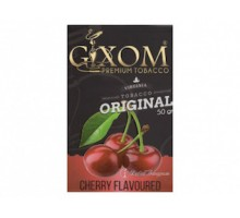 Табак для кальяна Gixom Cherry / Вишня 50 грамм