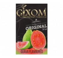 Табак для кальяна Gixom Guava / Гуава 50 грамм