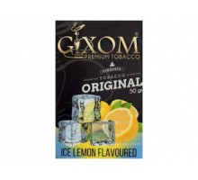Табак для кальяна Gixom  Lemon /  Лимон 50 грамм