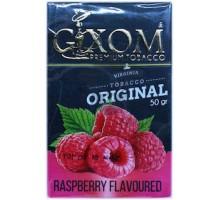 Табак для кальяна Gixom Raspberry / Малина 50 грамм