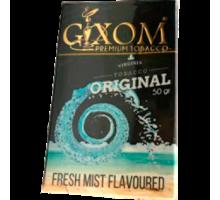 Табак для кальяна Gixom Fresh Mist / Фреш Мист 50 грамм
