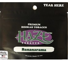 Табак для кальяна Haze Bananarama / Бананарама 100 грамм