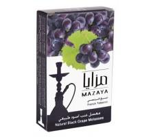 Табак для кальяна Mazaya Black Grape / Черный виноград 50 грамм