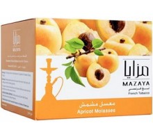 Табак для кальяна Mazaya Apricot / Абрикос 250 грамм