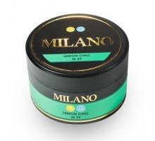 Табак для кальяна Milano Lemon Chill M29 100 грамм