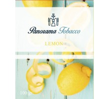 Табак для кальяна Panorama Lemon / Лимон 100 грамм