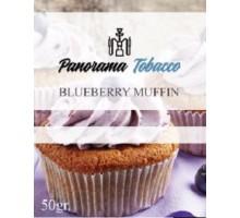 Табак для кальяна Panorama Blueberry Muffin / Черничный маффин 50 грамм