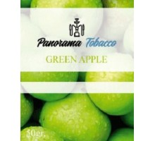 Табак для кальяна Panorama Green Apple / Зеленое яблоко 50 грамм
