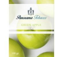 Табак для кальяна Panorama Green Apple / Зеленое яблоко 100 грамм