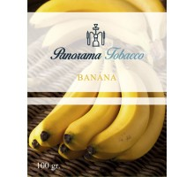 Табак для кальяна Panorama Banana / Банан 100 грамм