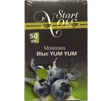 Табак для кальяна Start Now Blue Yum Yum 50 грамм