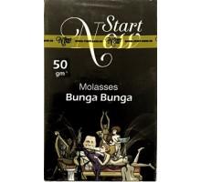 Табак для кальяна Start Now Bunga Bunga 50 грамм (срок годности истек)