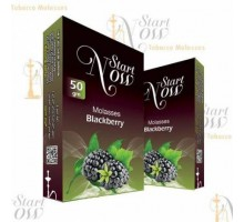 Табак для кальяна Start Now Blackberry / Ежевика 50 грамм (срок годности истек)
