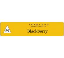 Табак для кальяна Tangiers Noir Blackberry 250 грамм