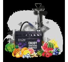 Табак для кальяна  Daim SE Billionera / Клубника Арбуз Персик Лимон Мята 100 грамм