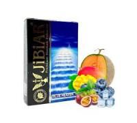 Табак для кальяна Jibiar Blue Heaven / Голубые небеса 50 грамм