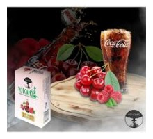 Табак для кальяна Volcano Cola Cherries Raspberry / Кола Вишня Малина 50 грамм