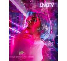Табак для кальяна Unity Crimson Peak / Малина спелая 125 грамм