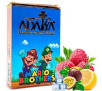 Табак для кальяна Adalya Mario Brothers  50 грамм