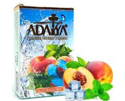 Табак для кальяна Adalya Blue Peach Mint / Голубой Персик Мята 50 грамм