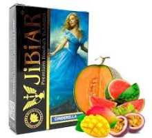 Табак для кальяна Jibiar  Cinderella / Синдарелла 50 грамм