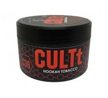 Табак для кальяна CULTt Cola  Lemon /  Кола Лимон  C36 100 грамм