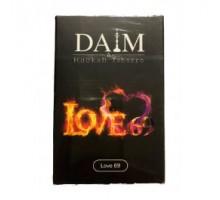 Табак для кальяна Daim Love 69 /  Лав 69 50 грамм