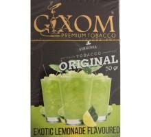 Табак для кальяна Gixom Exotic Lemonade / Экзотический Лимонад 50 грамм